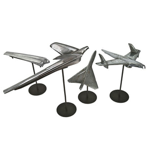 Hood Ornaments Set Of 4
