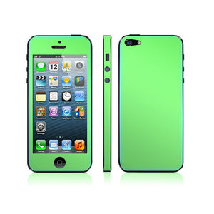 iPhone 5 Skin Glow In The Dark