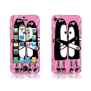 iPhone 4/4S Skin A Couple