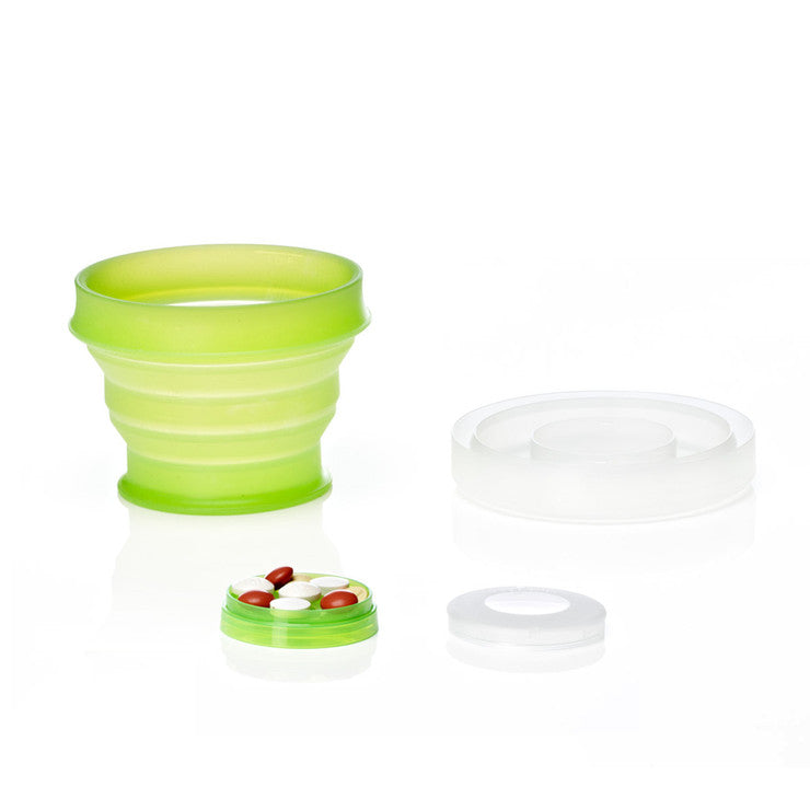 GoCup Medium Green 2 Pack