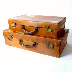 Brooks Brothers Suitcases