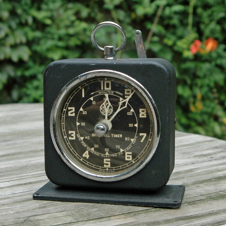 General Electric Interval Timer