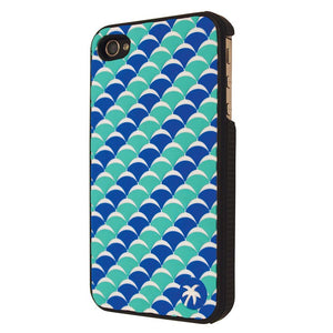 iPh 4/4S Case Ocean Blue Teal