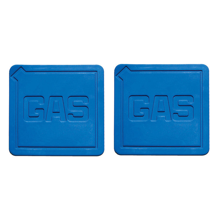Amsterdam Coaster Sq Blue 2Pc