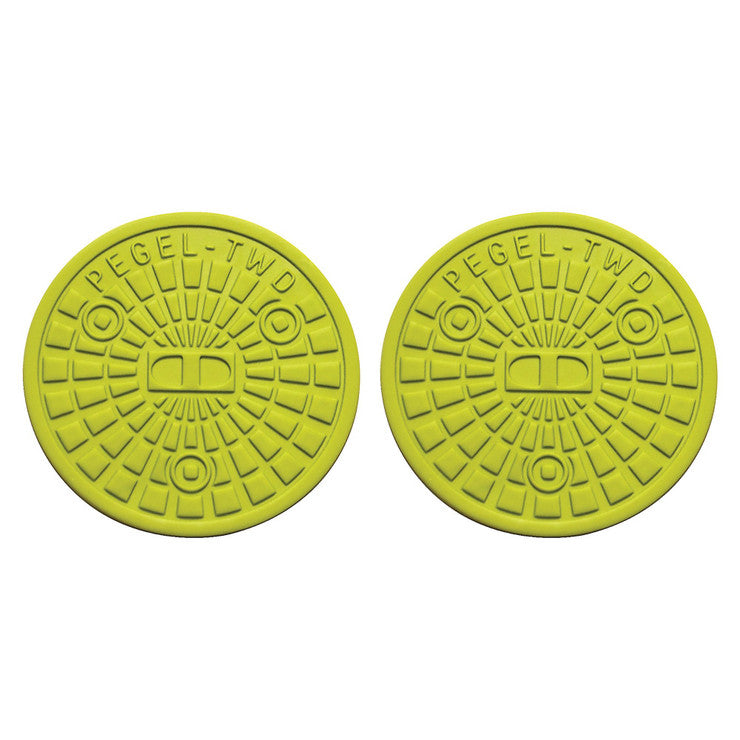 Berlin Coaster Round Olive 2Pc