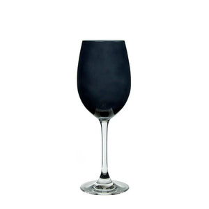 Love Wine Glass Onyx Set of 6