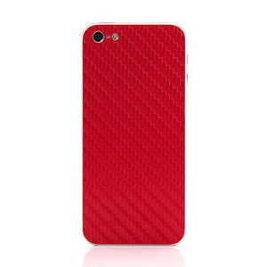 Carbon Fiber iPhone 5 Red