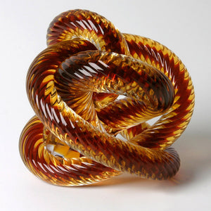 Crystal Knot Copper