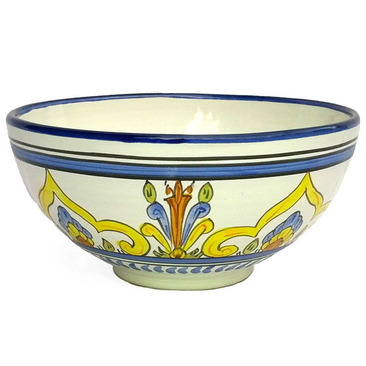Jaferjee Deep Serving Bowl Med