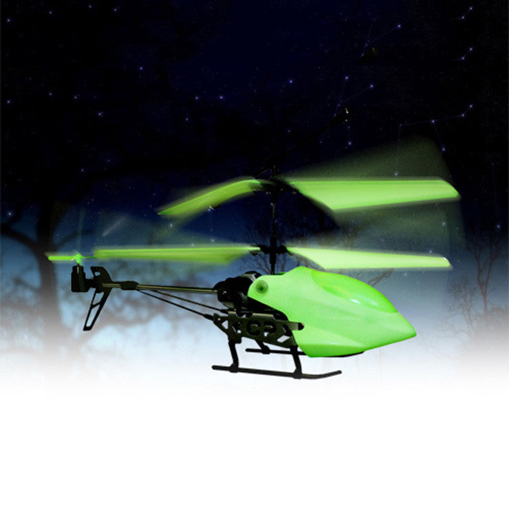 Glow In The Dark Helicopter