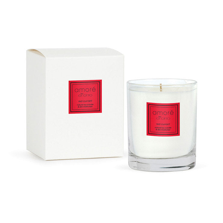 Amore Red Currant Candle