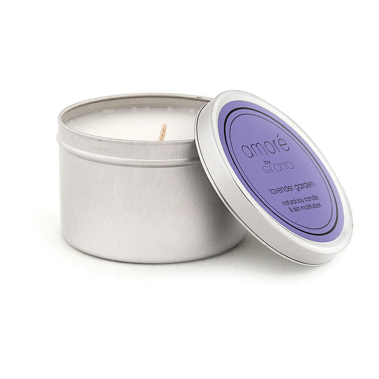 Lavender Garden 2oz Candles 3Pk