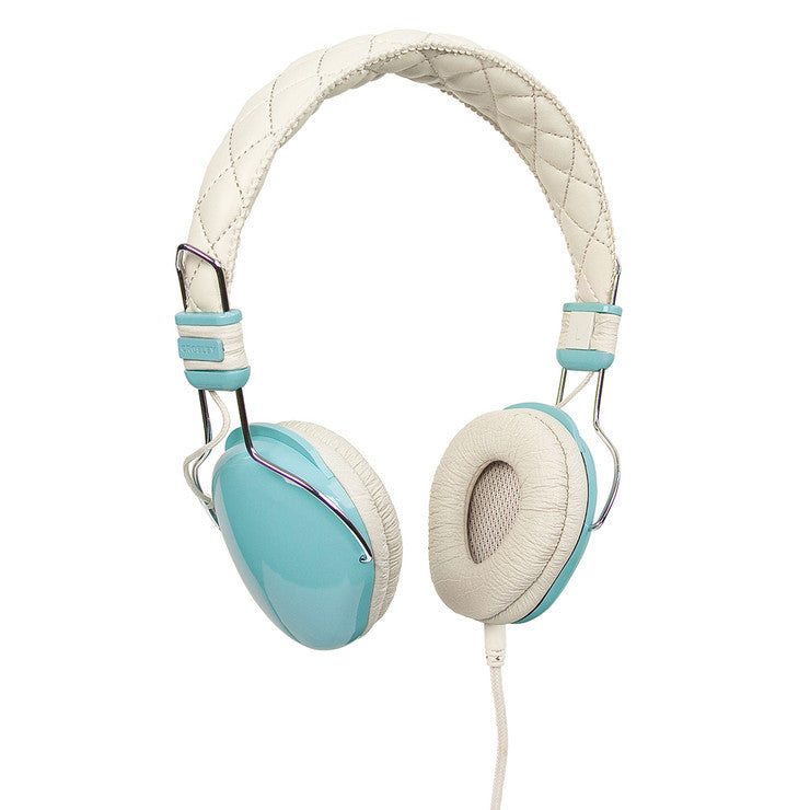 Amplitone Head Phones Turquoise