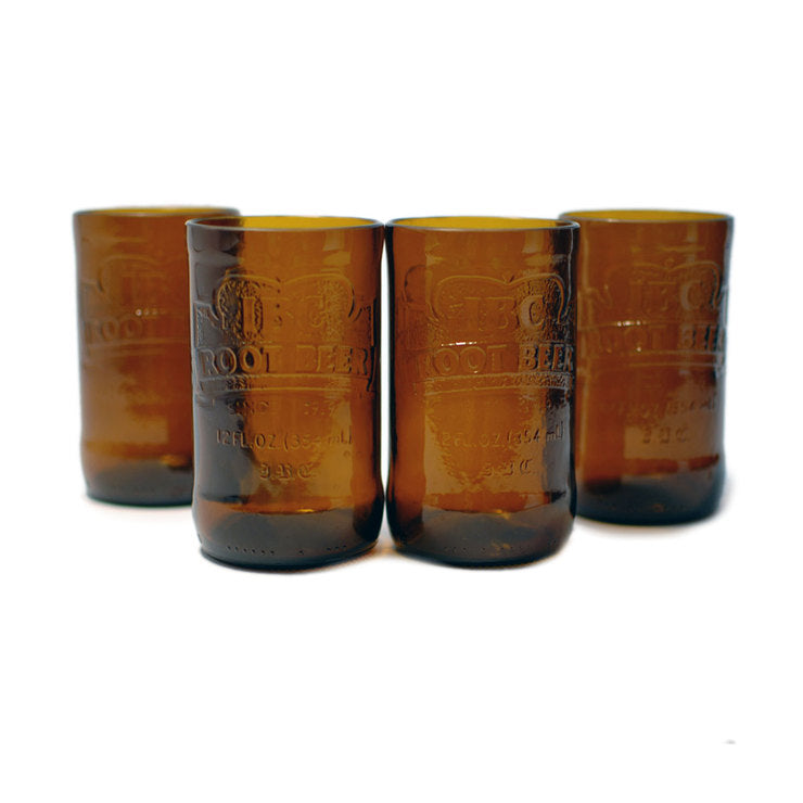 IBC Root Beer Glass Set Of 4