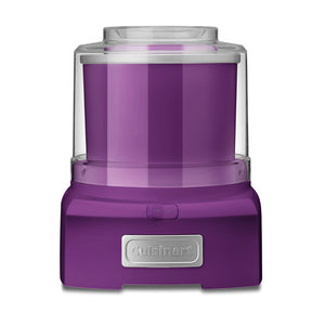 Ice Cream Maker Dark Purple