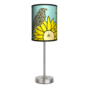 Birds and Bees Lamp
