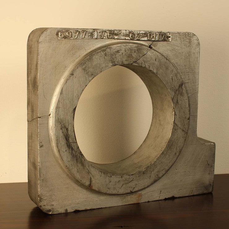 Hollow Square Silver