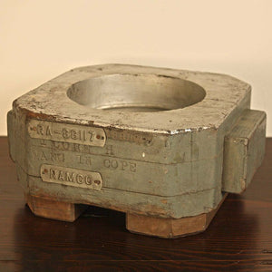 Core Box With Round Inset