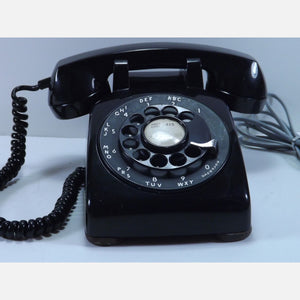 500 Desk Phone With Metal Dial