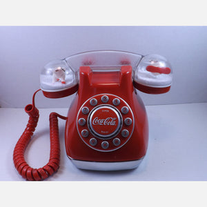 Coca-Cola Push Button Phone