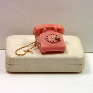 Barbie Doll Rotary Telephone