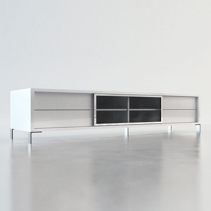 Lexington TV Stand White