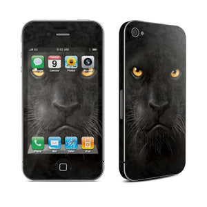 Panther iPhone 4/4S Skin