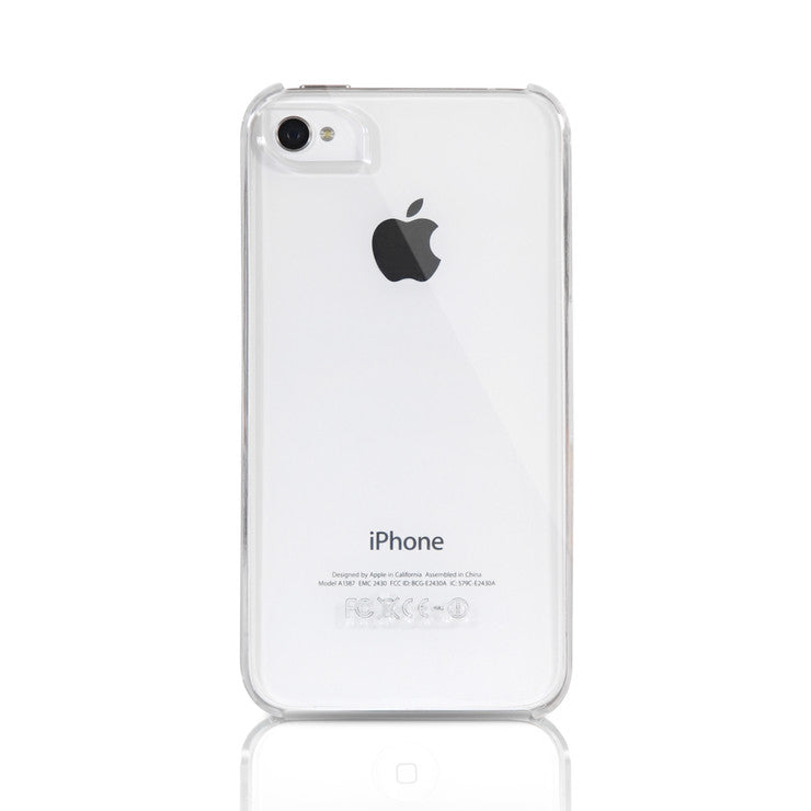 iPhone 4/4S Snugger Clear