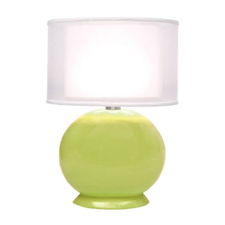 Cartman Table Lamp Lime