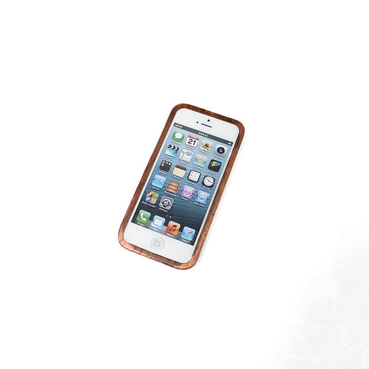 iPhone 5 Case Walnut 2-Piece