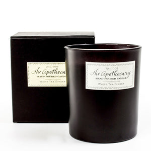Apothecary Tea Ginger Candle