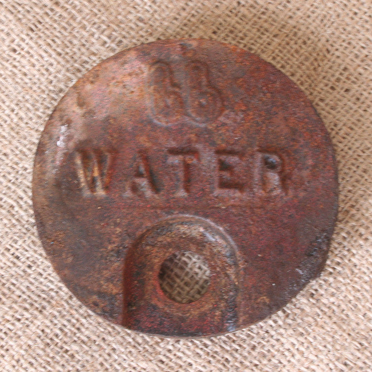 Industrial Water Cap II