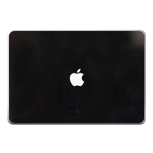 MacBook 13\ Leather Skin Black""