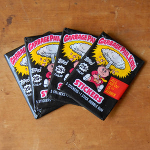 Garbage Pail Kids Series 5 4Pk