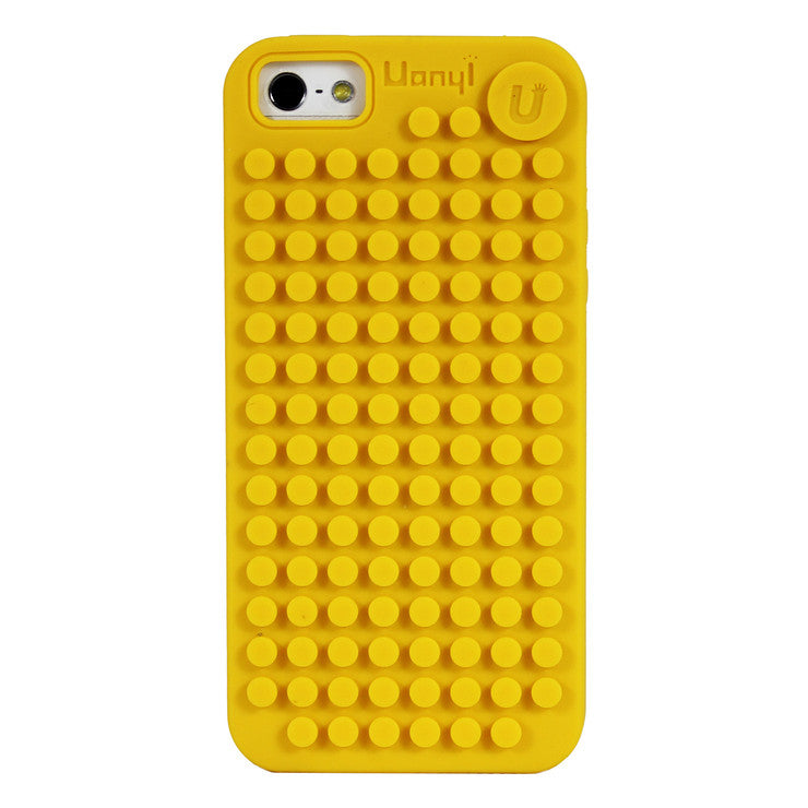iPhone 5 Case Yellow