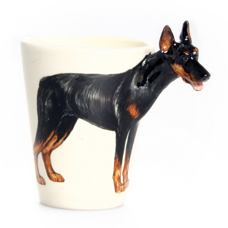Dobermann Pinscher Mug