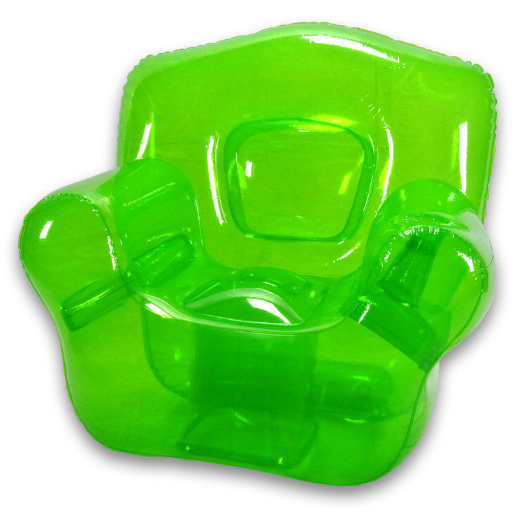 Inflatable Chair Garden Green