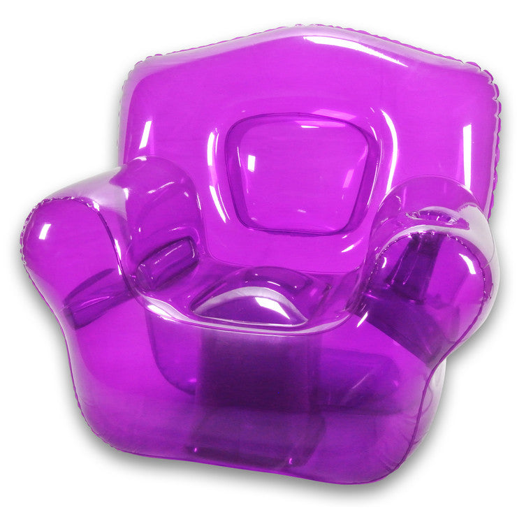 Inflatable Chair Purple