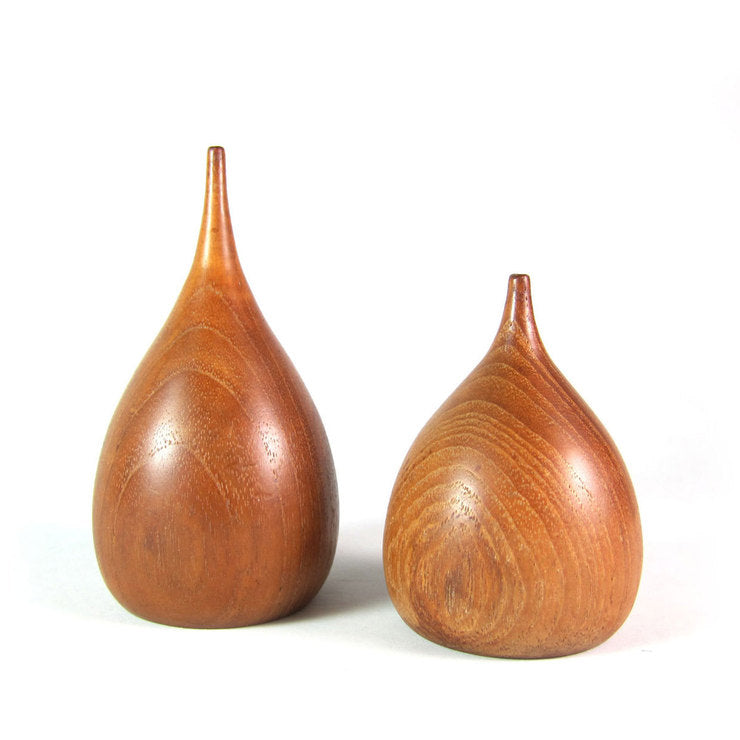 Danish Teardrop Salt & Pepper