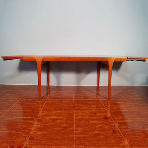 Danish Expanding Dining Table