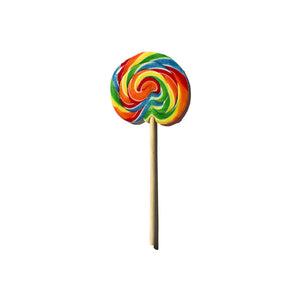 Lollipop Wall Decal 36\ ""
