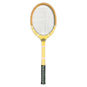 Deckert Wimbledon Tennis Racket