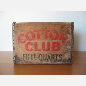 Cotton Club Crate