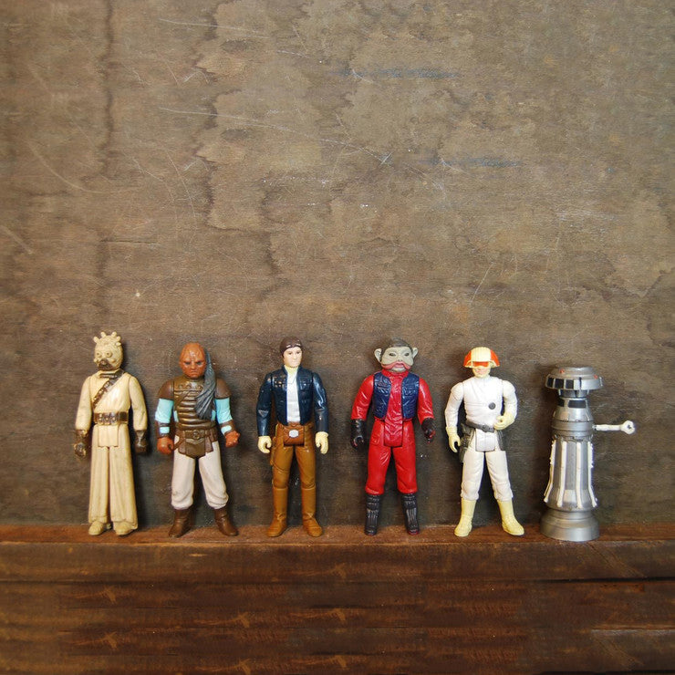 Star Wars Action Figures VIII