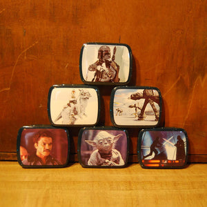 Empire Strikes Back Microtins