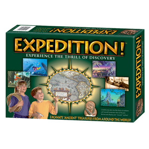 Expedition Around The World