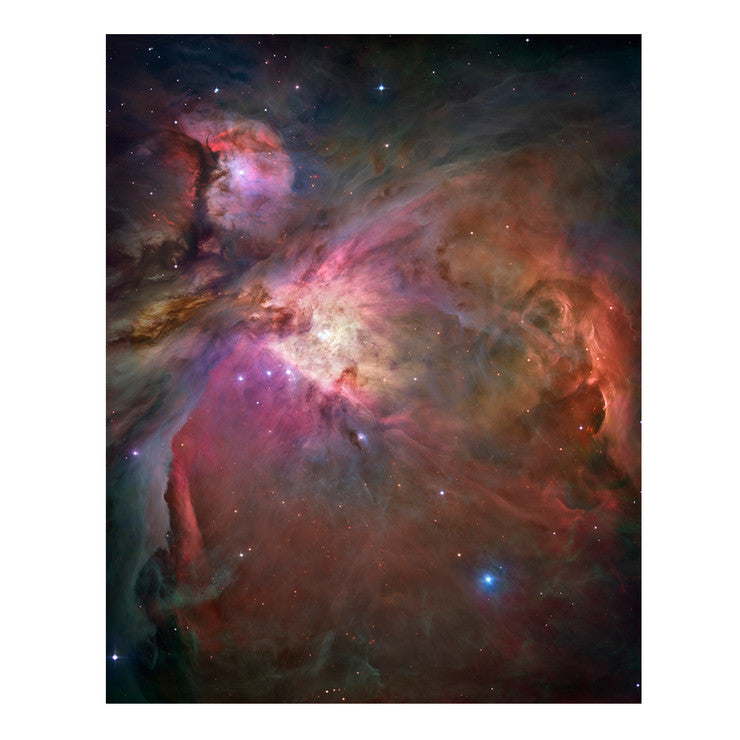 Hubble Shoots Orion Nebula 29x36