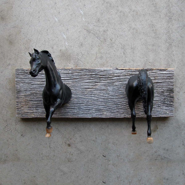 Equine Rack Black I