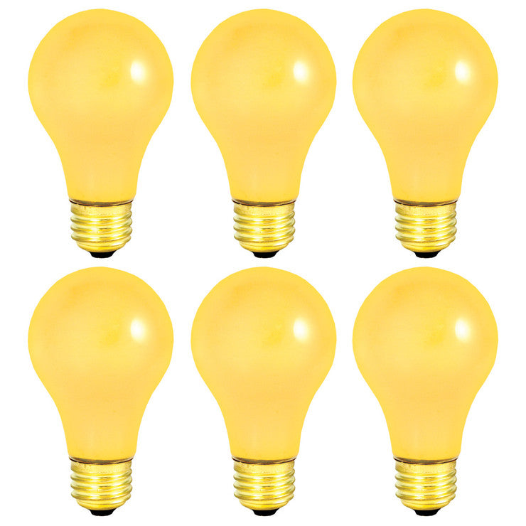 Bug Repelling 40W Bulb 6Pk