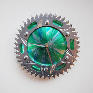 Blue Green Algae Clock
